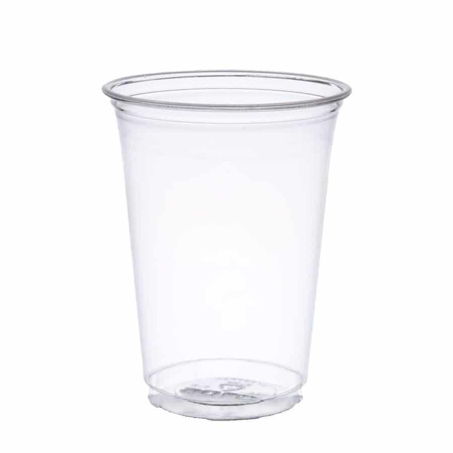 16oz Clear Plastic Cup L Impeccable