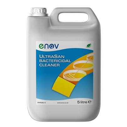 Antibacterial Cleaner Enov H080 UltraSan 5L